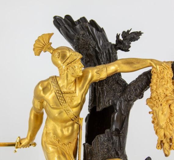 Jason raubt das Goldene Vlies